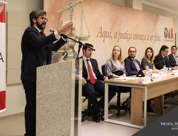 Aula Magna - Prof. Daniel Neves