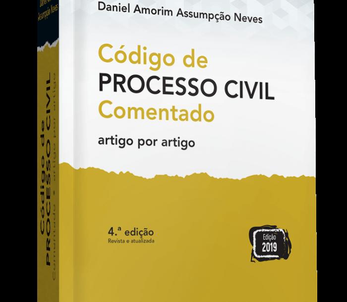 novo-codigo-de-processo-civil-comentado-2019