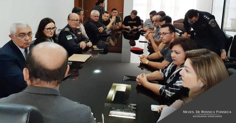 OAB media acordo entre Governo do Estado e corporações militares