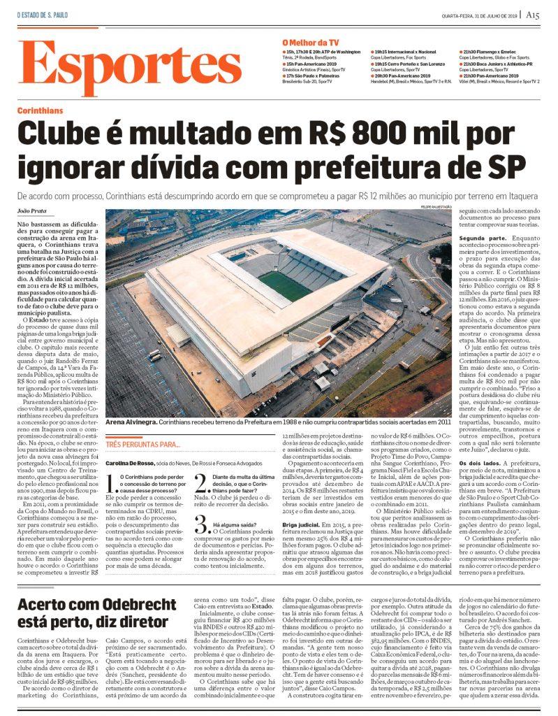 NRFAdv - O Estado de S. Paulo