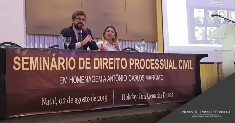 seminario direito processual civil