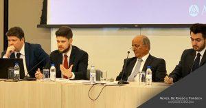 O sócio Lincoln Romão Leite foi convidado pela AASP - Associação dos Advogados de São Paulo, na última quinta-feira (28), para apresentar sua monografia do curso de Especialização em Direito Processual Civil promovido pela USP-AASP.
