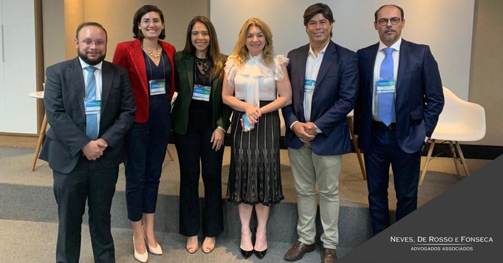 sócios Rossana Fonseca e Mateus Pereira participaram na última sexta-feira (17), do I Energy Talk em João Pessoa