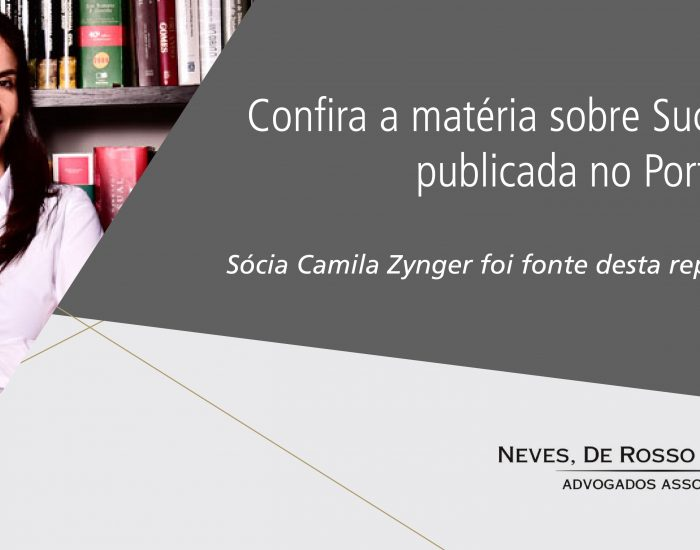 Sócia Camila Zynger foi fonte de matéria no UOL